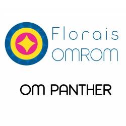 FLORAL OM PANTHER